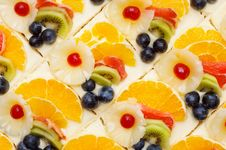 Free Fruit Cakes Royalty Free Stock Image - 1736286
