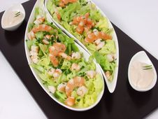 Free Salad Royalty Free Stock Image - 1736486