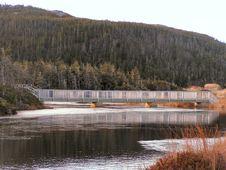 Free Bridge Water Stock Photography - 1736812