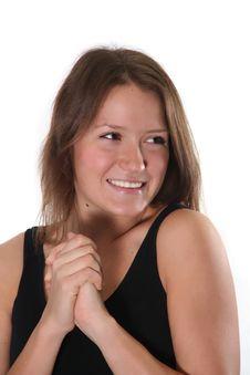 Free Smile Girl Stock Photos - 1736883