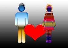 Free Valentine S Couple Stock Images - 1737394