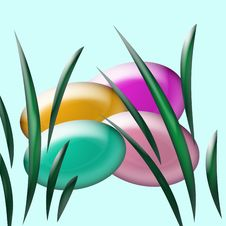 Free Easter Egg Hunt Stock Images - 1738324