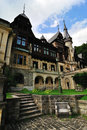 Free Peles Castle Royalty Free Stock Photos - 17301488
