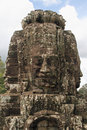 Free Four Faces Of Bayon Royalty Free Stock Photos - 17303358