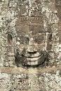 Free Bayon Face Details Stock Image - 17303571