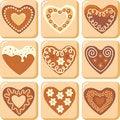 Free Sweet Hearts Stock Photo - 17309100