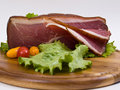 Free Breakfast Close-up. Slices Of Bacon Royalty Free Stock Photography - 17309987