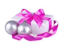 Packed Surprise And Spheres Royalty Free Stock Image