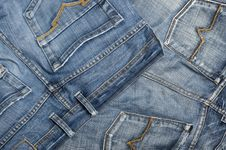 Free Jeans Stock Images - 17303764