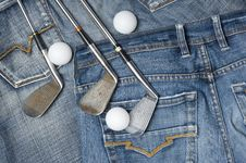 Free Golf Club Royalty Free Stock Images - 17303879