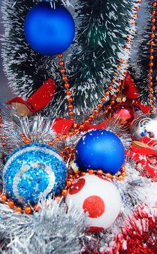 Free Christmas Decoration Stock Image - 17303961