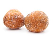 Two Doughnuts Royalty Free Stock Image