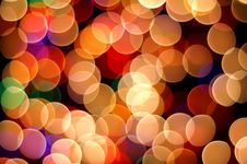 Free Defocused Colors  Lights Royalty Free Stock Photo - 17304025