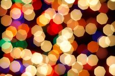 Free Defocused Colors  Lights Stock Image - 17304101