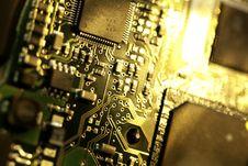 Free Computer Circuit Board Stock Photos - 17304383