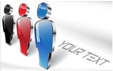 Free People Icon Stock Image - 17304741
