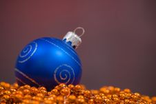Free Christmas Decoration Royalty Free Stock Photo - 17306025