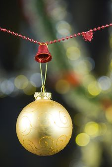 Free Christmas Decoration Royalty Free Stock Images - 17306129