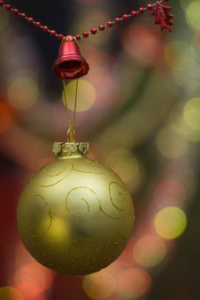 Free Christmas Decoration Stock Image - 17306141