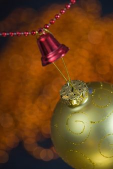 Free Christmas Decoration Royalty Free Stock Photography - 17306147