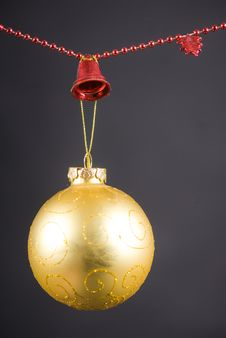 Free Christmas Decoration Stock Photography - 17306582