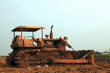 Free Bulldozer Stock Photography - 17306862