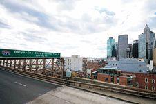 Free New York City Brooklyn Bridge Royalty Free Stock Photos - 17307448