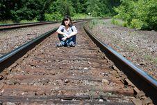 Free On The Railwayroad Stock Photo - 17307940