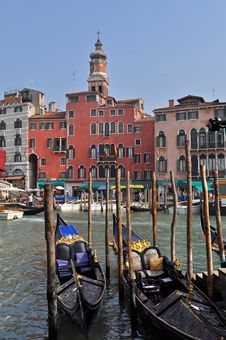 Free Venetian Grand Channel Stock Image - 17308391