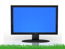 3D Television Stock Photos