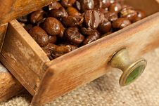 Free Coffee Beans Royalty Free Stock Image - 17309256