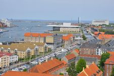 Free Copenhagen Harbor Stock Photos - 17309503