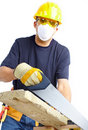 Free Mature Contractor Royalty Free Stock Image - 17313076