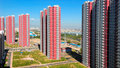 Free Beijing Apartment And Residential Building Stock Photo - 17316590