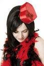 Free Beautiful Girl In Fancy Dress Stock Photos - 17319193