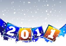 Free 2011. Vector Illustration Stock Photography - 17311352