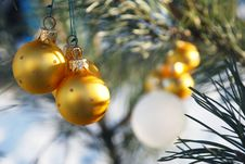 New Year Decoration Stock Photography