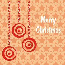 Free Christmas Postcard Stock Images - 17313704