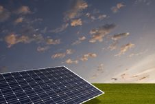 Free Solar Cell Stock Photography - 17314892