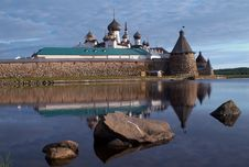 Free Solovetsky Monastery Royalty Free Stock Photo - 17315735