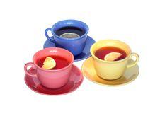 Free Tea For Three Stock Image - 17316531