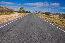 Free Australian Road Stock Photo - 17316890