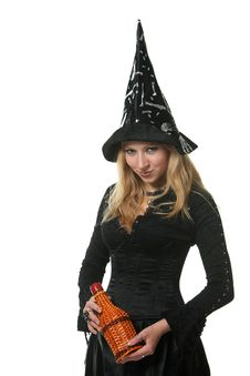 Free A Witch Royalty Free Stock Images - 17317029