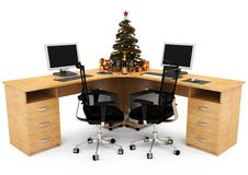 Free New Year S Corporate Workplace Stock Image - 17317571