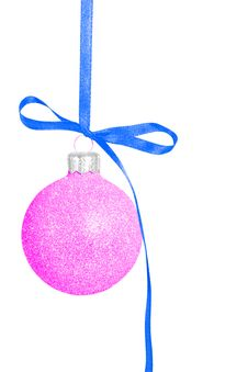 Free Christmas Decoration Ball Royalty Free Stock Image - 17317746
