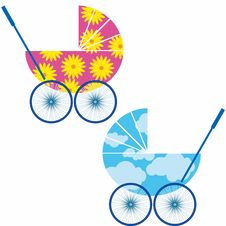 Free Stroller Stock Photography - 17317952