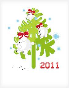 Free Tree Rabbits Stock Photo - 17318070