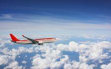 Free Plane Royalty Free Stock Photo - 17319055