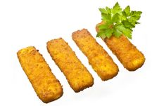 Free Fish Sticks Royalty Free Stock Photo - 17319235