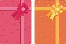 Birthday Gifts Stock Photo